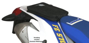 thumbnail of Fastboy Fender bag on bike